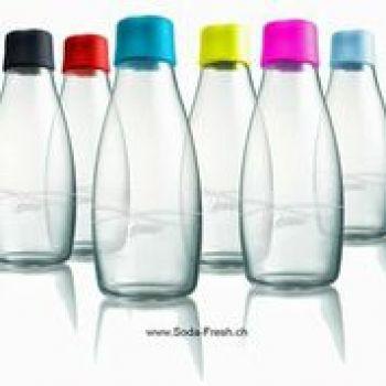 soda fresh e shop 39 retap 0 8 liter flasche gross. Black Bedroom Furniture Sets. Home Design Ideas